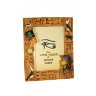 Nefertitti- Tutankamon Portafotos .