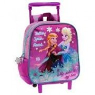 Frozen mochila con carrito fijo.