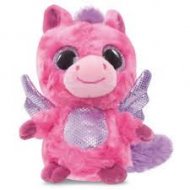 Cerise Pegasus Hot Pink
