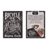Bicycle Club Tattoo.